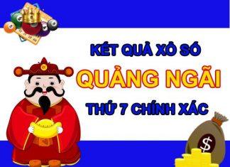 Dự đoán XSQNG 24/7/2021 chốt lô VIP Quảng Ngãi thứ 7
