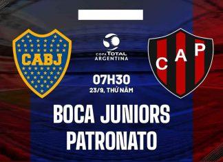 Nhận định Boca Juniors vs Patronato